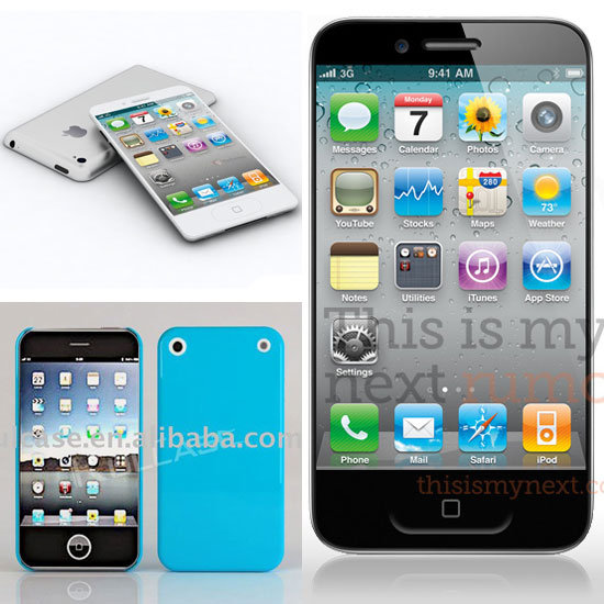 New iPhone 5 Rumors