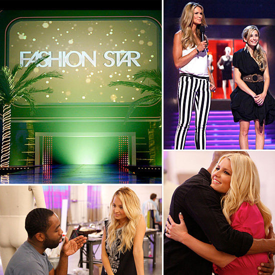 Get a glimpse of all the celebrity style on Fashion Star from Jessica Simpson, Nicole Richie, and Elle Macpherson.