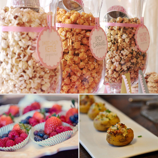 pics photos baby shower food ideas