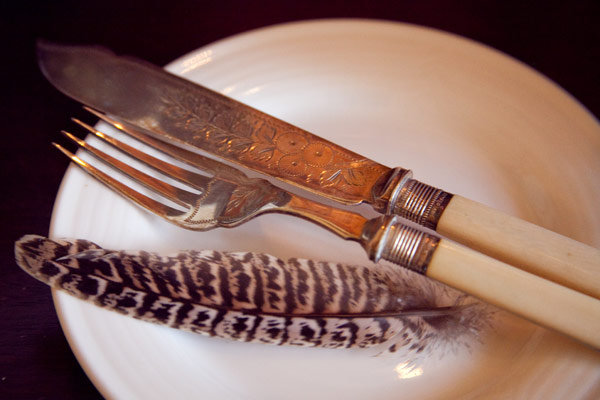 Antique Flatware