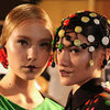 2012 MBFWA Gail Sorronda Spring Summer Makeup Look Channels 1920s Charm