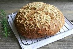 Rosemary Asiago Cheese Bread
