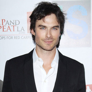 Ian Somerhalder 50 Shades of Grey Casting Rumours as Christian Grey