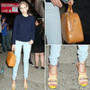 Leelee Sobieski Tribeca Film Festival Style