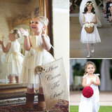 """Aww""-Inducing Props For Flower Girls"