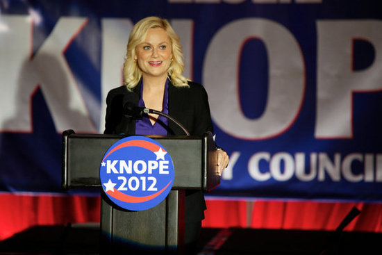 Leslie Knope on Parks and Recreation