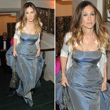 SJP Makes Taffeta Look So Fab — 10 Impossibly Chic Taffeta Frocks to Buy