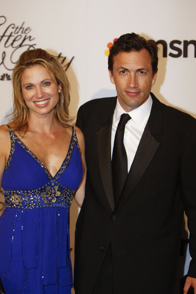 Amy Robach and Andrew Shue