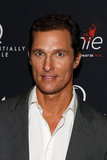 Matthew McConaughey stepped onto the red carpet for the New York premiere of Bernie.