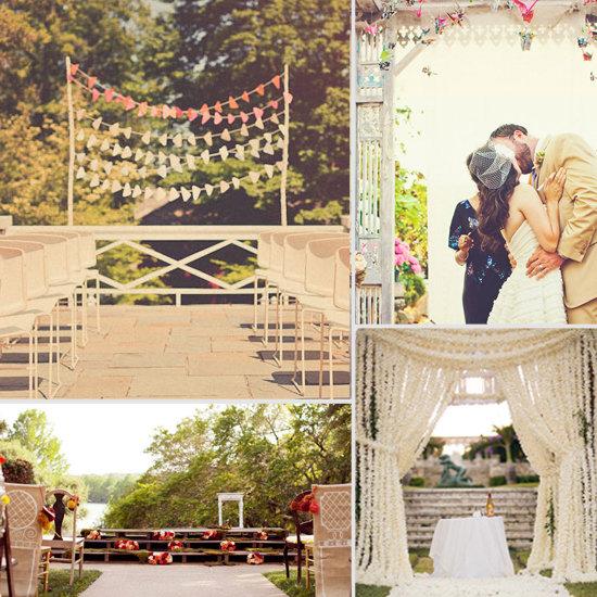 Handmade Wedding Altar: Francelle's Blog: Love Birds Paper Lanterns Wedding