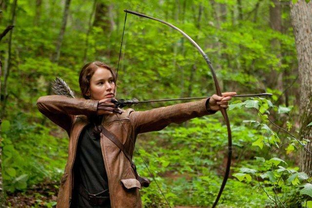 Katniss, The Hunger Games