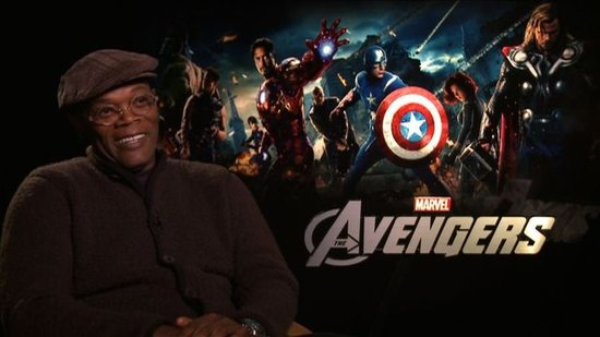 Samuel L. Jackson Talks About His Superhero Envy and Getting Nick Fury His Own Movie