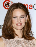 Jennifer Garner looked stunning at CinemaCon in Las Vegas.