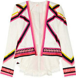 We're smitten with this embroidered twill jacket. Sass & Bide Love Assembly Jacket ($795)