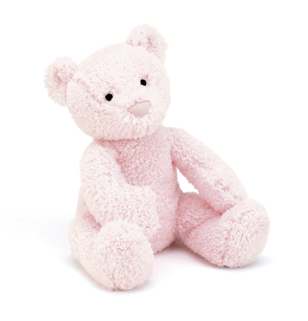 For Baby Girl: Jellycat My First Bear ($28)