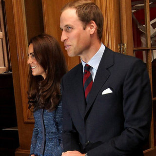 Kate Middleton Pictures and Prince William at Amundsen Race