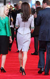 Kate Middleton's Two Brilliant Peplum Looks