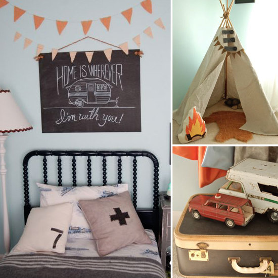 A Vintage-Inspired Big Boy Room For Hughes