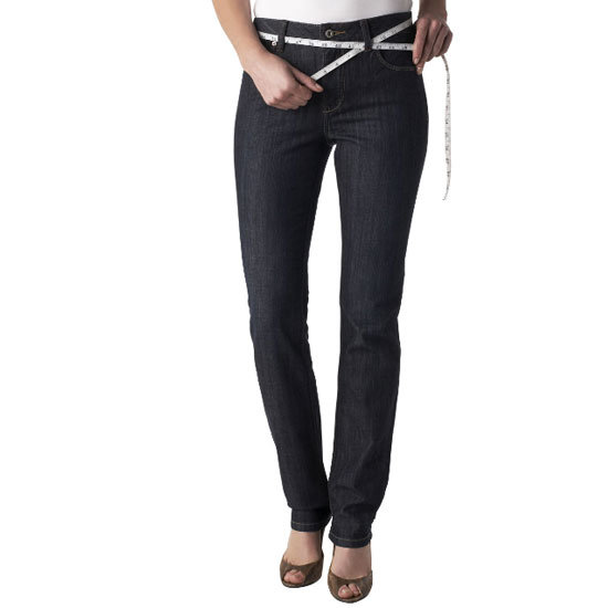 Best Staight Cut Jeans For: Trouble Tummies