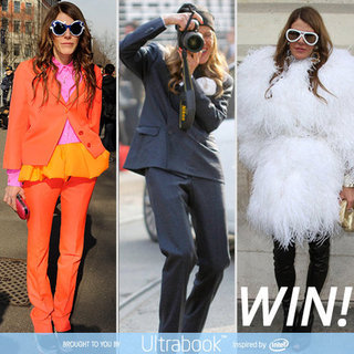 WIN a FREE Intel Ultrabook with FabSugar Australia! Show Us Your Best Fashion Week Street Style Outfit to WIN big!
