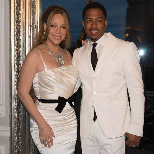 Mariah Carey and Nick Cannon Renew Vows in Paris Pictures