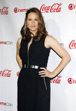 Jennifer Garner posed on the red carpet at the CinemaCon awards ceremony in Las Vegas.