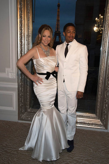 Nick Cannon and Mariah Carey are celebrating their four-year anniversary on Monday.