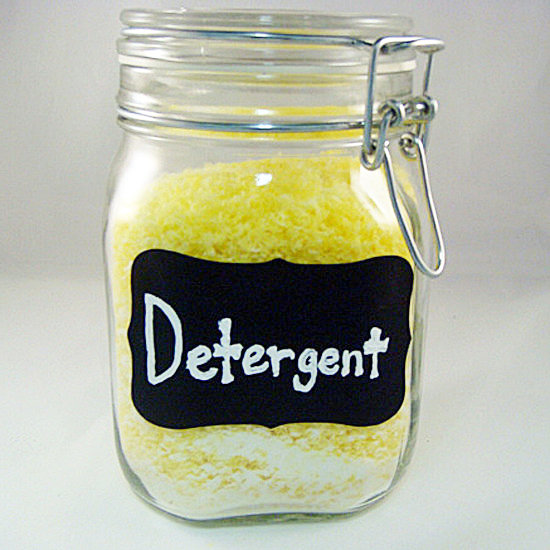 So Fresh, So Clean: How to Make DIY Detergent