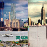 Instagram Users Spot the Space Shuttle Over NYC