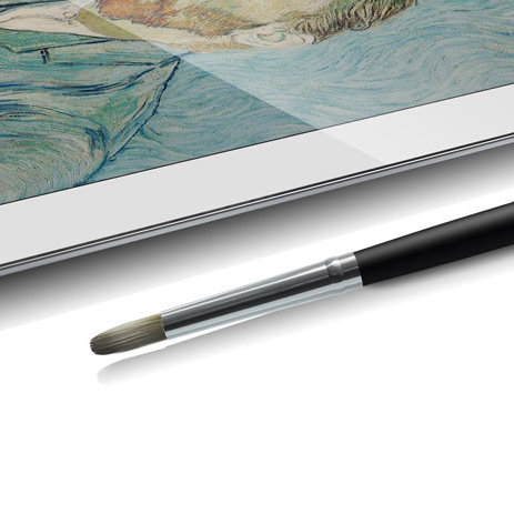 Paintbrush Stylus For iPad