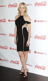 Charlize Theron showed a hint of skin in the chicest way possible in a subtly sexy Dion Lee LBD.