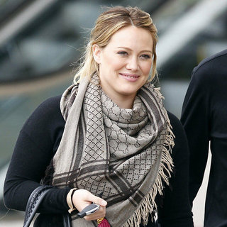 Hilary Duff Talks About Motherhood