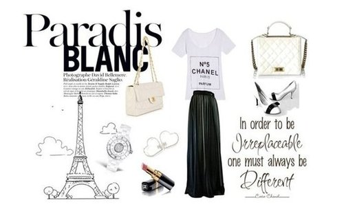 Fab Stylist Challenge: The Best Chanel Look
