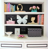 Little Girl&#039;s Bookcases