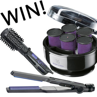 WIN 1 of 5 Big Hair Hot Rollers Pamper Packs From VS Sassoon!