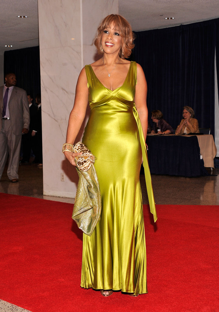 White House Correspondents' Dinner Red Carpet Pictures 2012