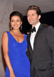 Renee Puente and Matthew Morrison looked sharp.
