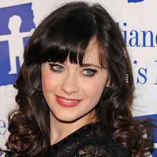 Zooey Deschanel Talks About Her Fringe And Why She Is Pantene's New Spokeswoman