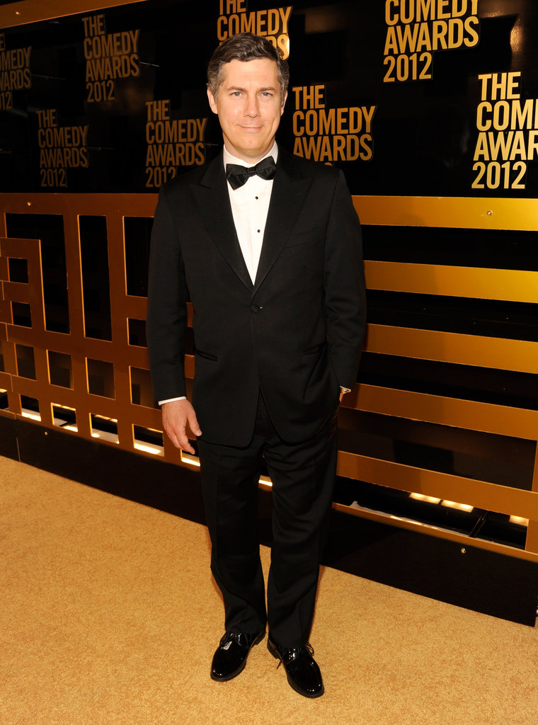 Chris Parnell attended the Comedy Awards in NYC.