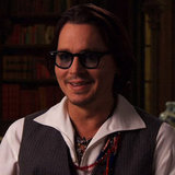 Johnny Depp Dark Shadows Video Interview