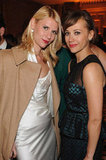 Rashida Jones and Claire Danes posed together.