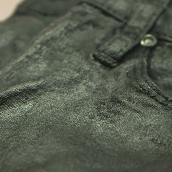 DIY Tuesday: We Show How To Make Your Very Own Coated Denim