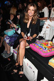 Kate Waterhouse at Camilla