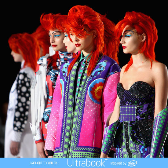 2012 MBFWA: Romance Was Born