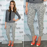 7 Fly Ikat Pants Inspired by Jessica Alba — Including Her Exact $65 Pair!