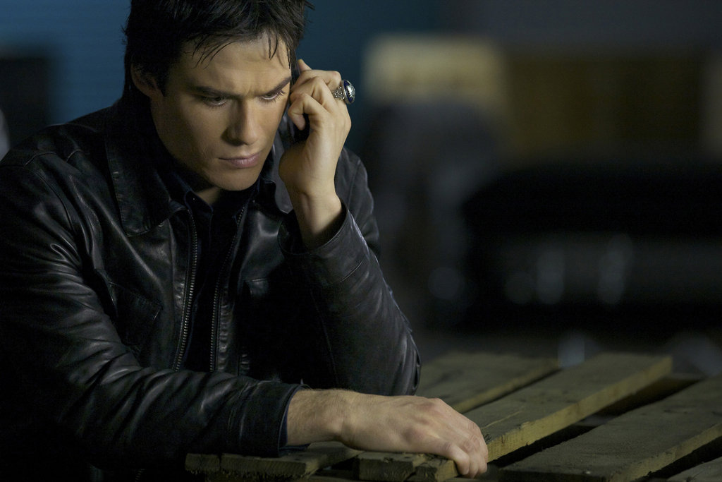 Ian Somerhalder in The Vampire Diaries.
