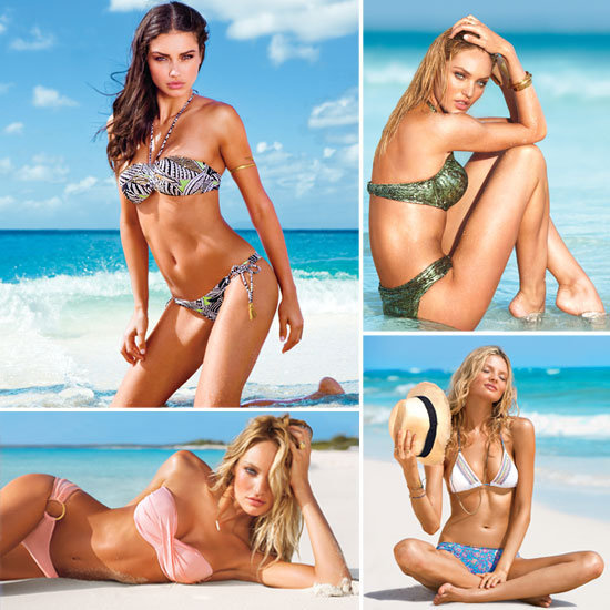 Victoria&#039;s Secret Swim Catalog 2012