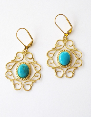 K. Amato The Armitage Earrings ($42)