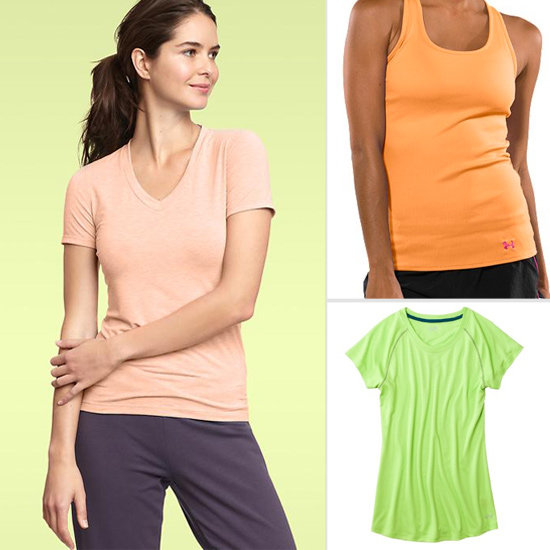 Affordable Fitness Tops to Stock Your Wardrobe