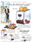 You've gotta give the happy couple a toaster, how else will the bride make her husband his toast every morning?